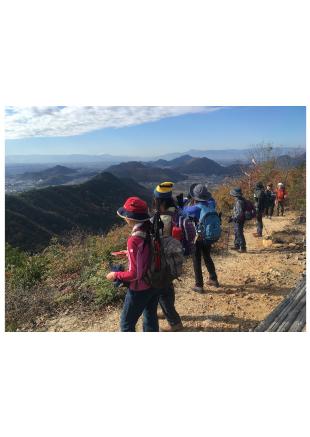 【初級登山ツアー募集中】のイメージ